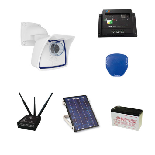 Mobotix-M25IT+POE-12V+Kit-fotovoltaico-20-W+teutonika-Rut-500